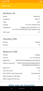 Elephone A5 Testbericht Screenshots 7
