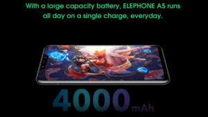 Elephone A5 Ankündigung 12
