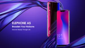 Elephone A5 Ankündigung 16