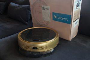 Proscenic Coco Smart 790T Staubsaugerroboter Testbericht 1 1