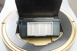 Proscenic Coco Smart 790T Staubsaugerroboter Testbericht 11