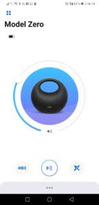 Soundcore Zero app 2