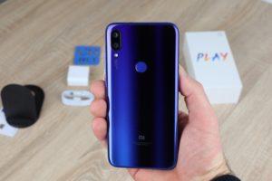 Xiaomi MI Play Rückseite