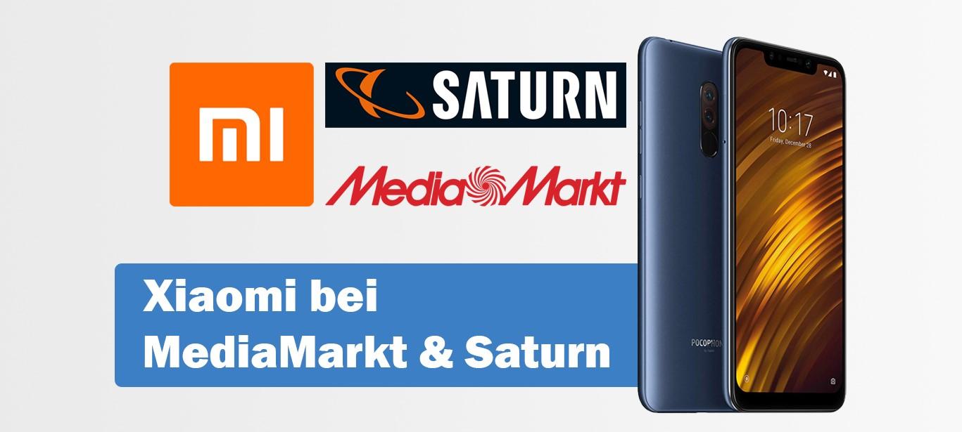 mejor selección 0dfd6 fdd24 Xiaomi Smartphones bei MediaMarkt / Saturn - Chinahandys.net