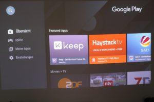 Xiaomi Mi TV Box Android TV System 4