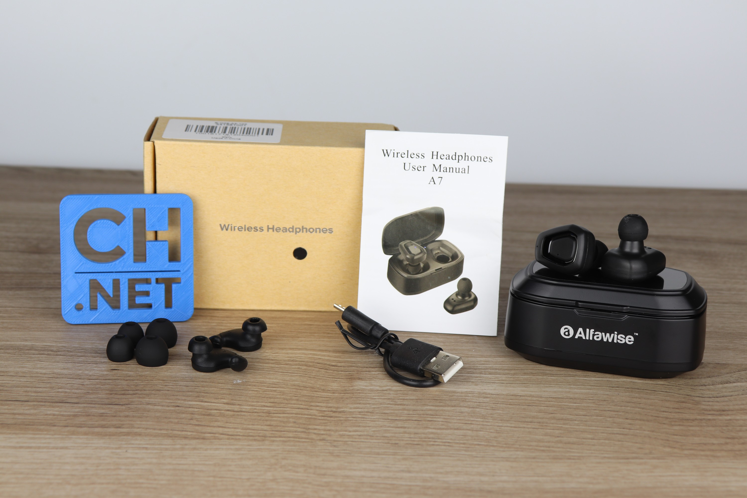 alfawise a7 true wireless earbuds testbericht. Black Bedroom Furniture Sets. Home Design Ideas