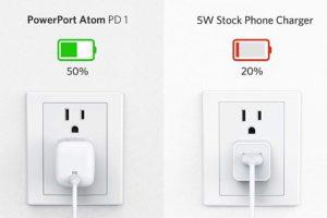 Anker LineUp CES 2019 Powerport Atom PD 1