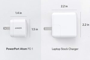 Anker LineUp CES 2019 Powerport Atom PD 2