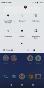 Asus Zenfone Max Pro M1 Android 8.1 System 3