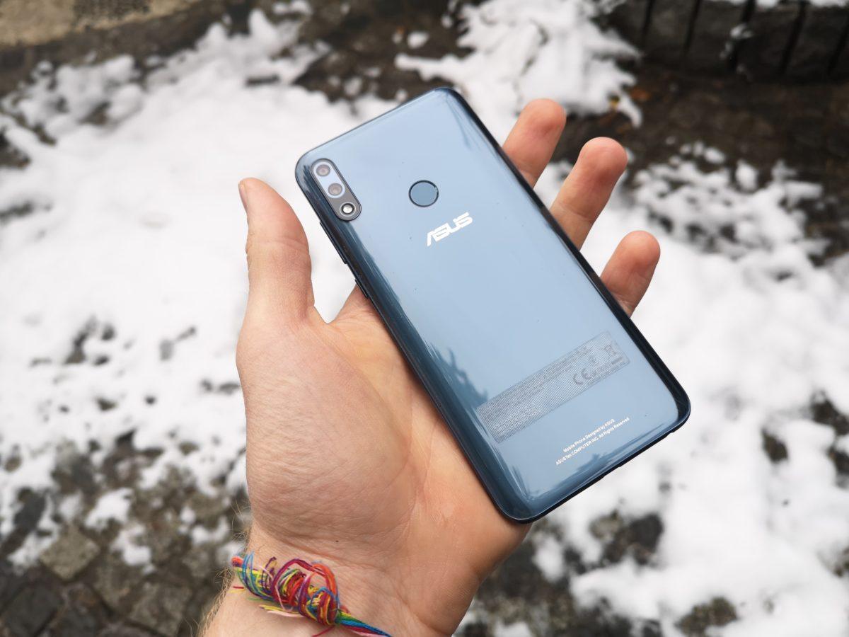 Asus Zenfone Max Pro M2 4