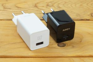Aukey PA Y18 USB C Ladegerät Testbericht Produktfotos 4