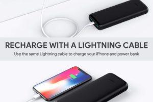 Aukey Powerbanks mit Lightning im Testbericht 2 1