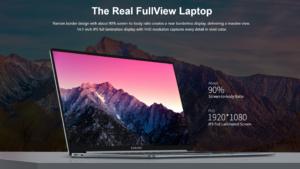 Chuwi LapBook Pro Ultrabook Ankündigung 1
