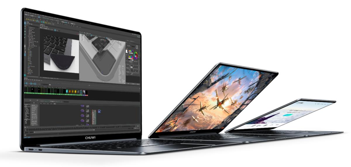 Chuwi LapBook Pro Ultrabook Ankündigung 5