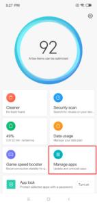 Google Playstore und Contact Sync Xiaomi MIUI installieren 4 1