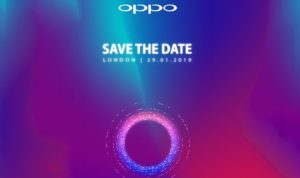 Oppo Europ Launch London 2