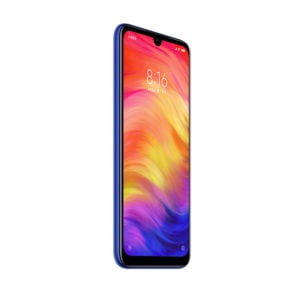Redmi Note 7 Waterdrop Notch 1