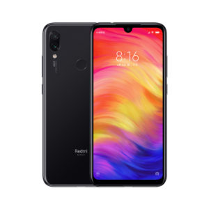 Xiaomi Redmi Note 7 Schwarz 1