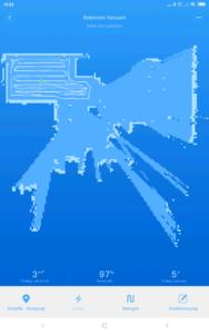 Mapping Roborock Xiaowa E35 2
