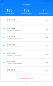 Roborock Xiaowa E35 App Einstellungen 7