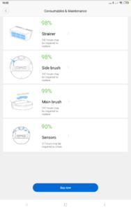 Roborock Xiaowa E35 App Einstellungen 8