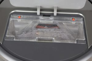 Roborock Xiaowa E35 Schmutzbehälter Klappe 2