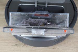 Roborock Xiaowa E35 Schmutzbehälter Klappe 4