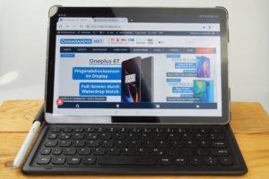 Samsung Galaxy Tab S4 Testbericht Produktfotos 6