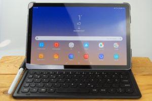 Samsung Galaxy Tab S4 Testbericht Produktfotos 7