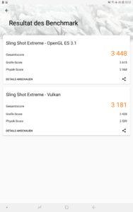 Samsung Galaxy Tab S4 Testbericht Screenshots 10