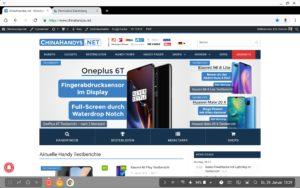 Samsung Galaxy Tab S4 Testbericht Screenshots 2
