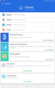 Samsung Galaxy Tab S4 Testbericht Screenshots 5