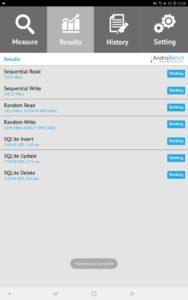 Samsung Galaxy Tab S4 Testbericht Screenshots 8
