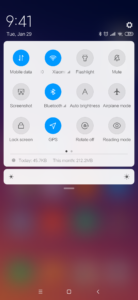MIUI 10.2 Android 9 Redmi Note 7 System 5