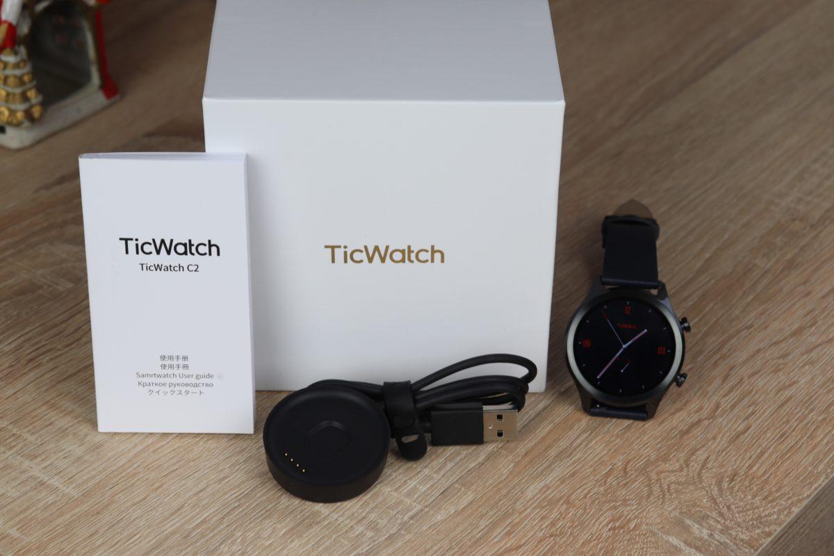 TicWatch_C2_Lieferumfang