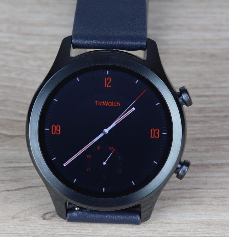 Ticwatch C2 Testbericht
