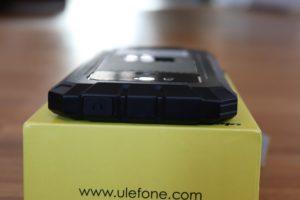 Ulefone Armor X2 Design Verarbeitung 2