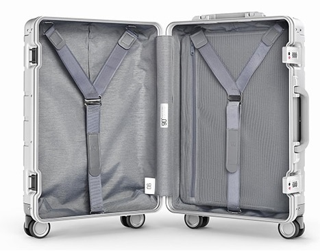 Aluminium Koffer 20 inch 3