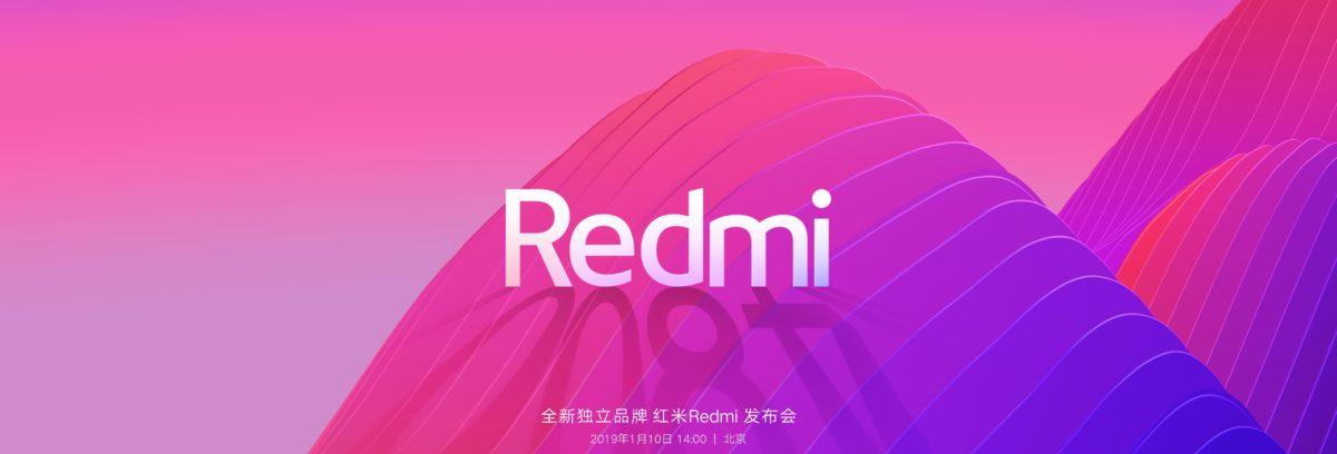 Xiaomi Redmi eigene Marke Redmi 7 vorgestellt