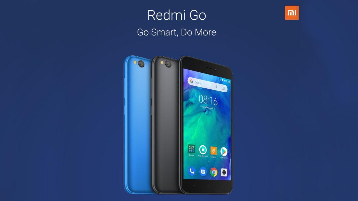 REDMI GO Beitragsbild
