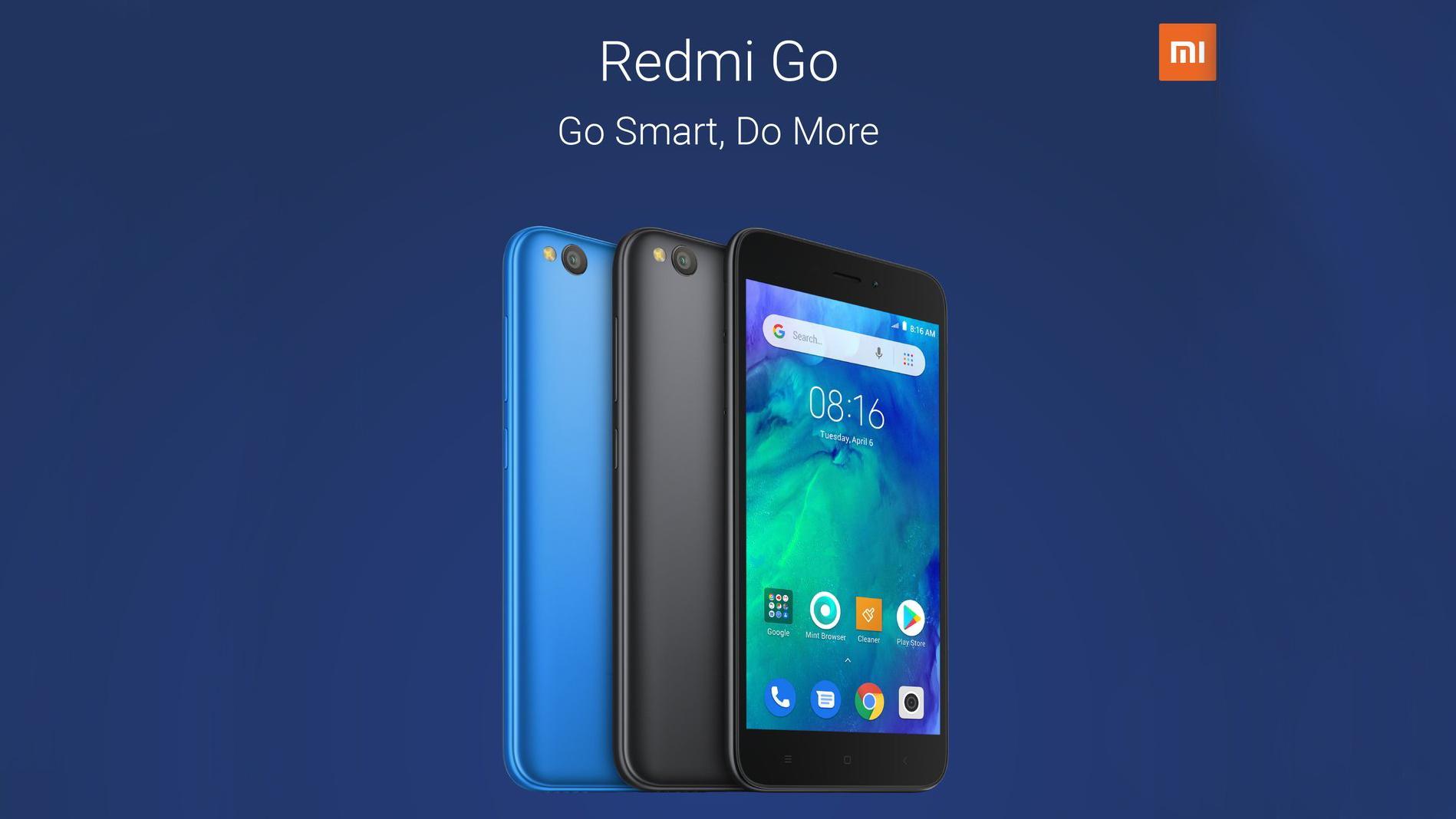 Xiaomi Redmi Go im Test - Zu billig um gut zu sein?