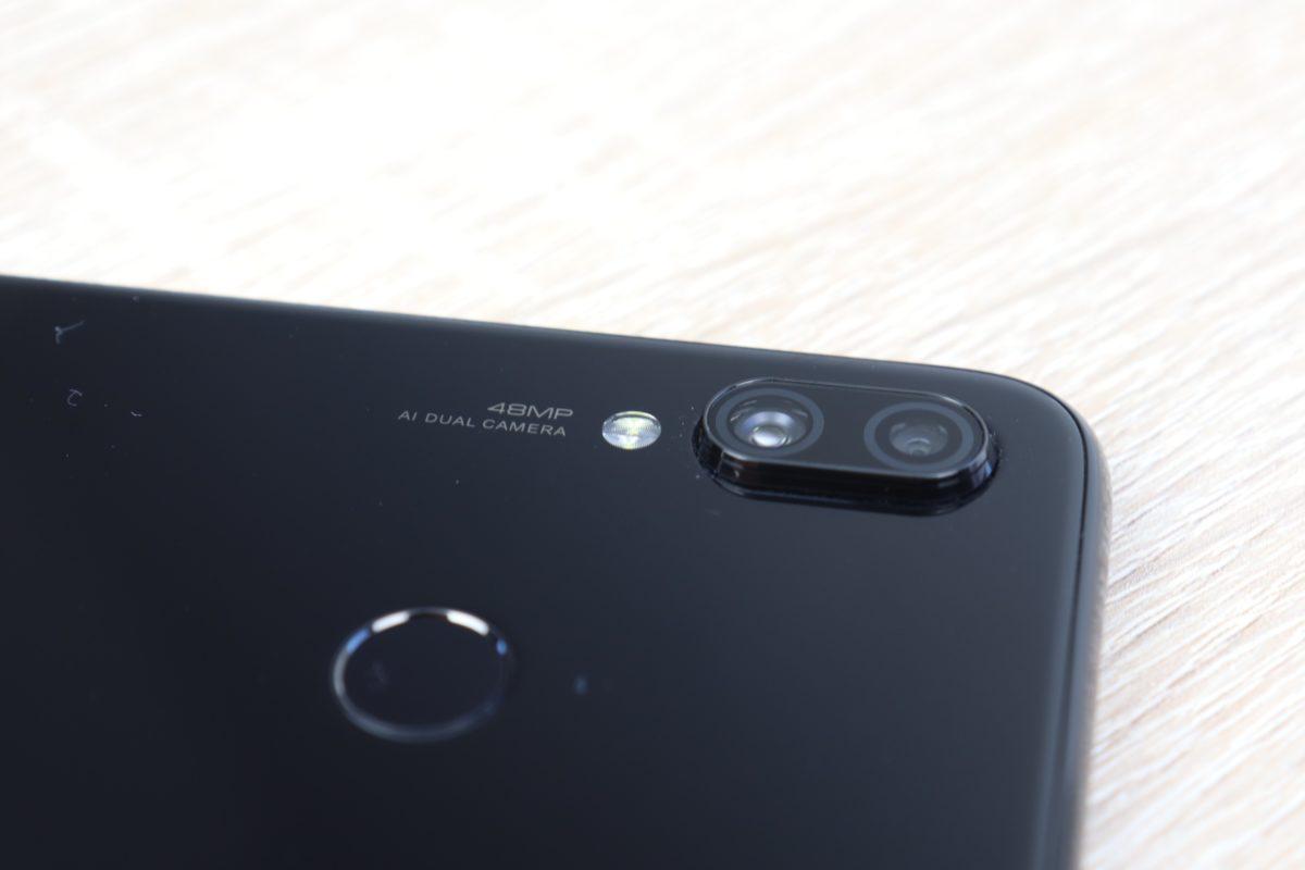 Xiaomi Redmi Note 7 Design Verarbeitung 1