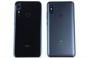 Redmi Note 7 Vergleich Redmi Note 6 Pro 2