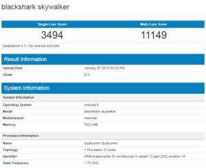 Xiaomi Smartphones mit Snapdragon 855 3