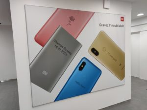 Xiaomi Store Paris 18