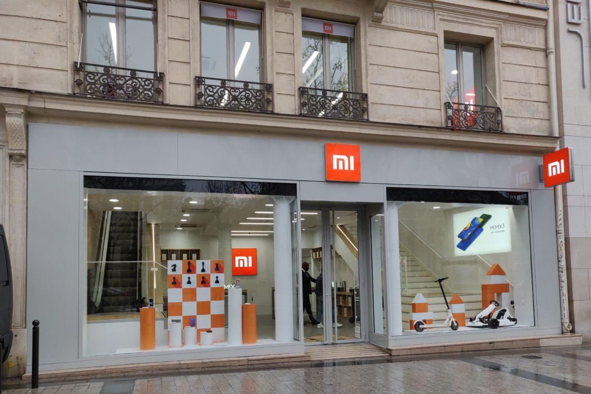 Xiaomi Store Paris 2