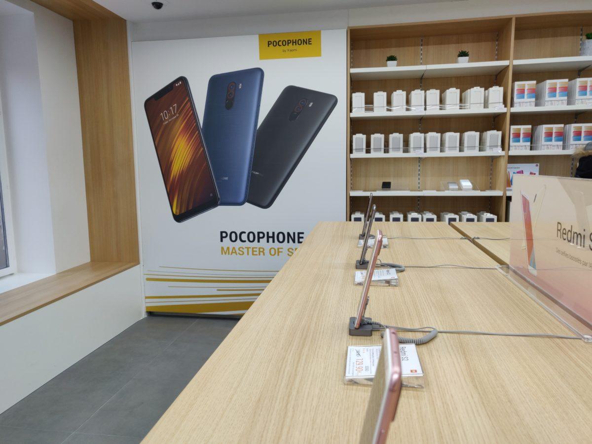Xiaomi Store Paris 6