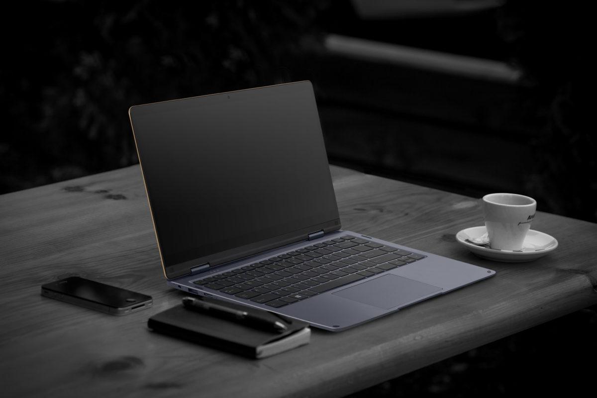 Xidu philbook max design