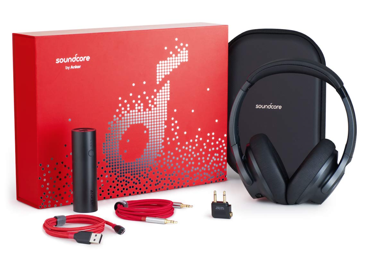 Anker Soundcore Life 2 Lieferumfang