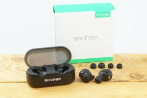 Blitzwolf BW FYE TWS Kopfhörer Testbericht 4